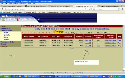 Mtnl Phone Number Search By Address Mtnl Duplicate Bill Delhi