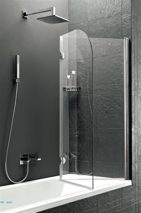cristallo vasca da bagno parete in vetro per vasca da bagno