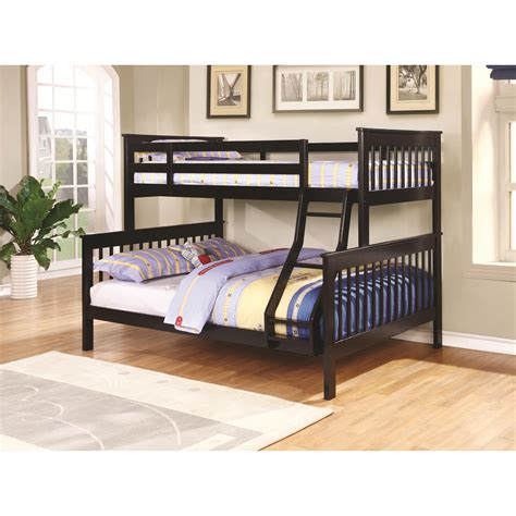 beds and bunks direct coaster bunks 460259 bunk bed northeast factory direct