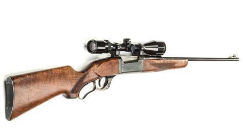 American Rifleman   NRA Gun of the Week: Savage Model 99 Rifle