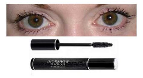 Diorshow Blackout Mascara Review by Review Diorshow Blackout Waterproof Mascara Forever