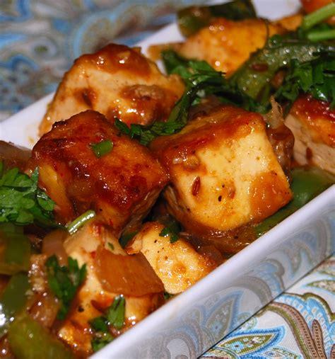 chilli tofu holy cow vegan recipes