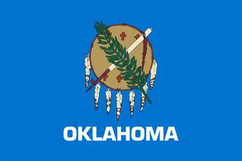 oklahoma state information symbols capital