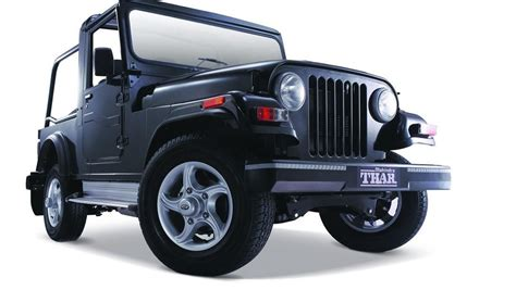 jeep car mahindra price mahindra thar price gst rates images mileage colours