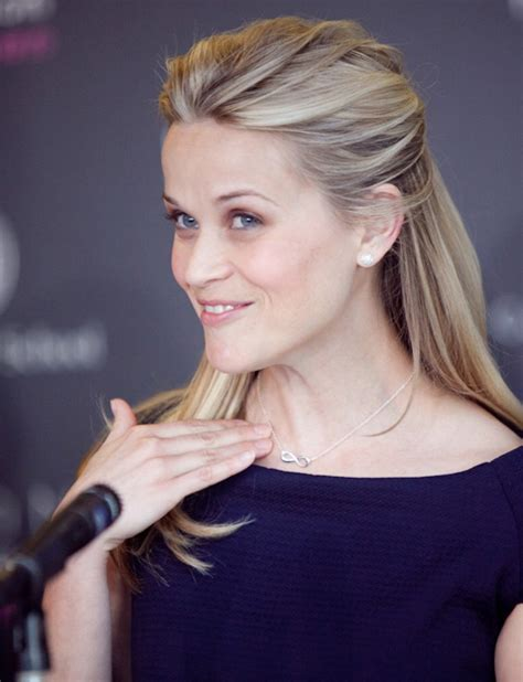 Reese Witherspoon Is An Avon by Reese Witherspoon Does In April 2009 Stylefrizz