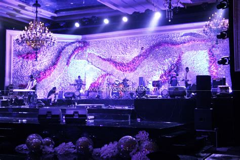 grand stage lighting company flora lines decoration lightworks