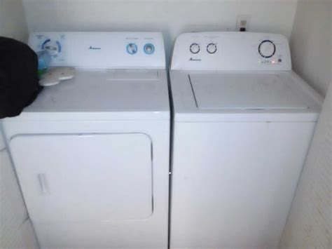 amana washer and dryer letgo amana washer and dryer in palm bay fl