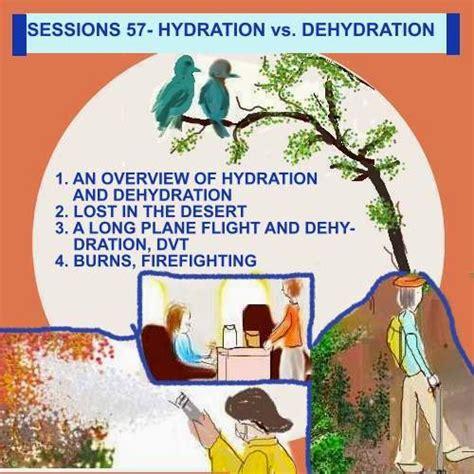 hydration or dehydration dear nurses hydration versus dehydration