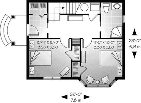 Home Floor Plans Edmonton Edmonton Mountain Home Plan 032d 0705 House Plans And More