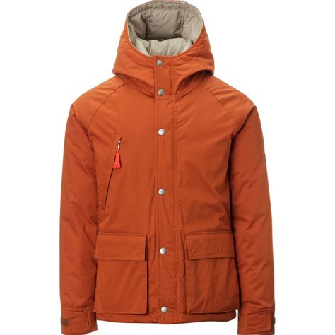 Jacket Jaket Cowok Orange Oranye holubar jacket s backcountry