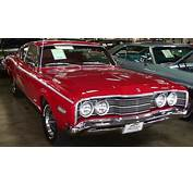 1968 Mercury Cyclone GT 390 V8 Four Speed Fastback Fast