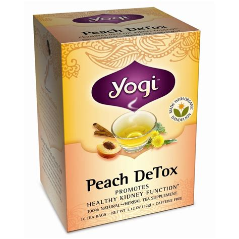 Time Detox Tea by Yogi Detox Tea Tea