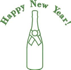 happy new year embroidery design happy new year embroidery designs machine embroidery