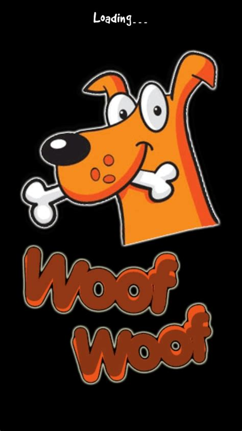 Woof Woof woof woof sounds free apk android app android freeware