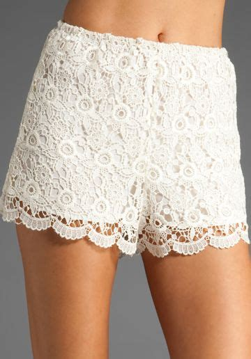 Lace Shorts 234 best be irresistible in your gorgeous lace shorts