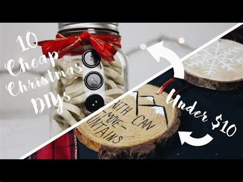 last 10 years christmas gifts 10 last minute diy gifts for cheap gift guide 10