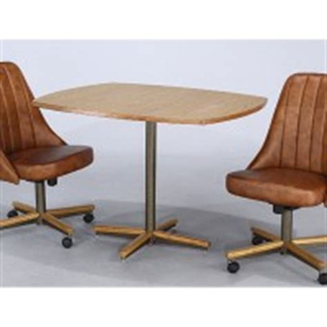 dazzling brown leather dining room chairs furniture chic interior charming images of retro style kitchen table and