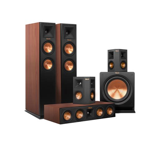 klipsch reference premiere home theater systems
