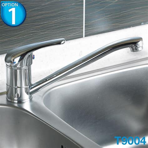Kitchen Sink Spout Chrome Swivel Spout Monobloc Kitchen Sink Mixer Tap