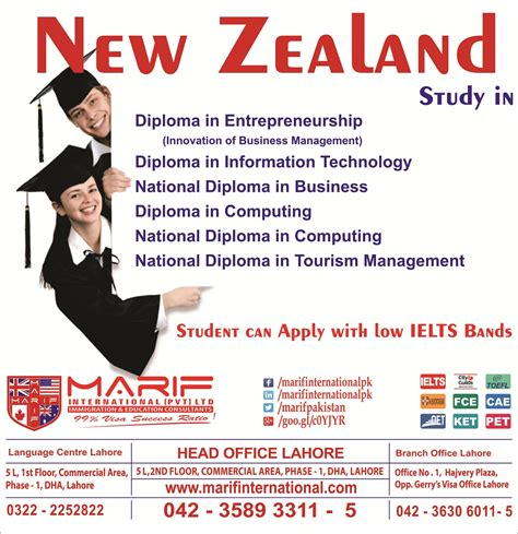 Mba In New Zealand Without Ielts by Universities In New Zealand New Zealand Visa