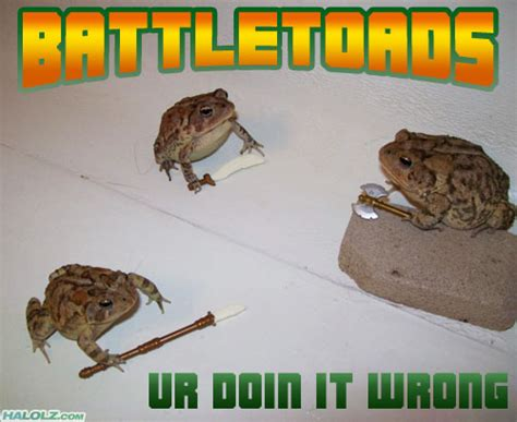 Battletoads Meme - barbara and jack a tail of two assassins the avid penguin