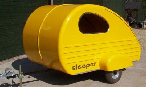 Trailer Sleeper by Falcon Sleeper Smart Car Forums