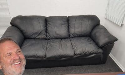 caating couch for sale harvey weinstein s casting couch