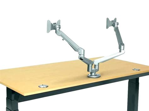 swing computer swing arm computer stand space enclosure swing arm for