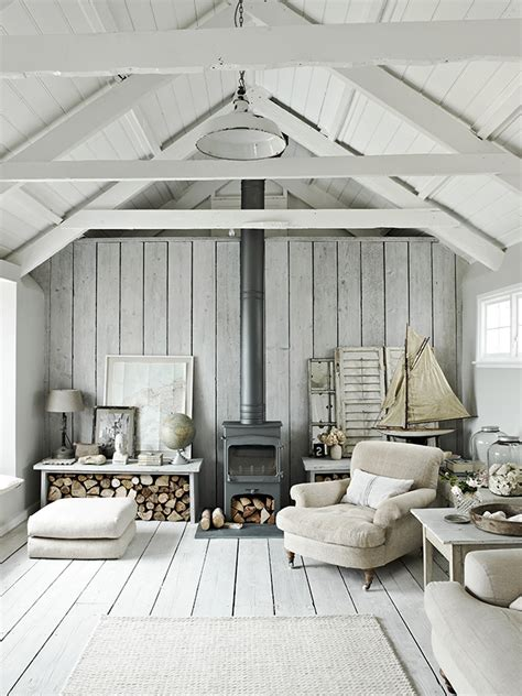 Coastal Living Esszimmer by Bring The Shore Into Home With Style Living Room