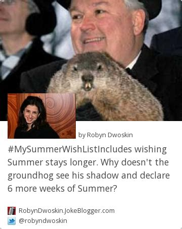 Bush Doesnt See The Humor by Joke Mysummerwishlistincludes Wishing Summer Stays