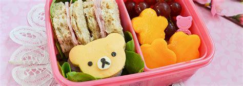 Rilakkuma Sandwich adventures in bentomaking your source for bento tips