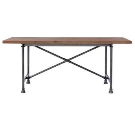 Home Depot Dining Table Home Decorators Collection Wyatt 72 In W Dining Table 1903700950 The Home Depot