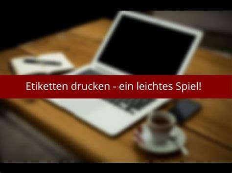 Etiketten Selber Drucken Word 2010 by Etiketten Erstellen Doovi