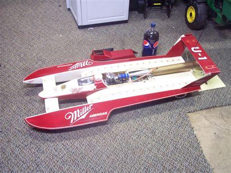 nitro rc hydroplane boats 47 quot hydroplane nitro boat 67 11cc motor r c tech forums