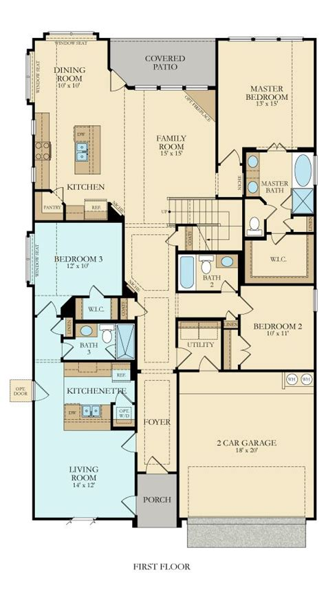 lennar next gen floor plans lennar next gen home floor plans pinterest