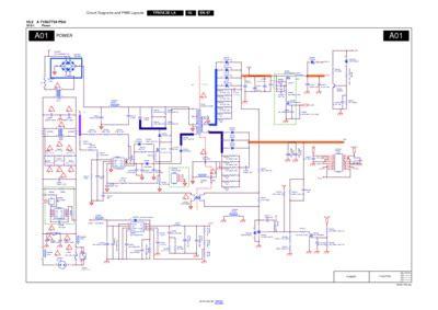 p   psu service manual repair schematics