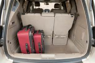 Chrysler Town And Country Cargo Dimensions Dodge Grand Caravan 2013 Trunk Cavernous Cargo Area Images
