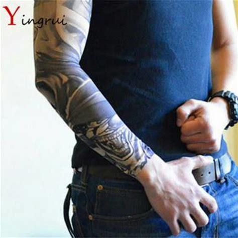 Sarung Lengan Tato jual manset tangan tato arm sleeve tatoo tangan pria motor lengan bolapedia