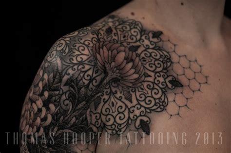 tattoo mandala st e lace chrysanthemum mandala ornamental tattoo sleeve thomas