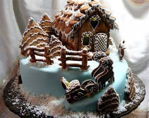 18 amazing christmas cake decorations your perfect christmas