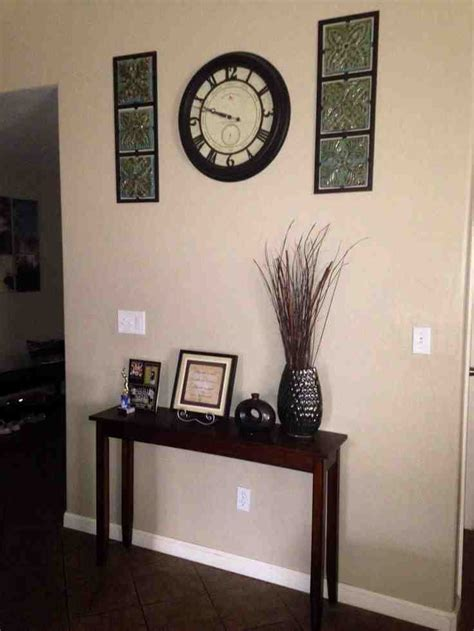 How To Decorate A Foyer by Narrow Entryway Table Decor Ideasdecor Ideas