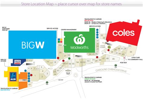 map store winston mall store map and store directory