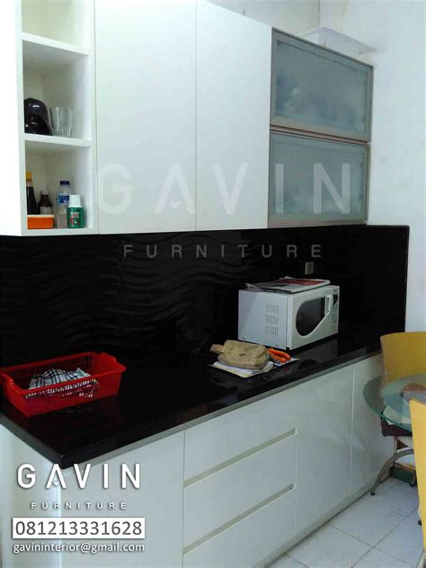 Lemari Custom Per Meter kitchen set minimalis warna putih di tanah abang kitchen set minimalis lemari pakaian custom