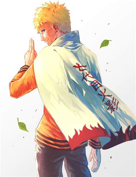 Jaket Cool Anime Hashirama 7th hokage uzumaki