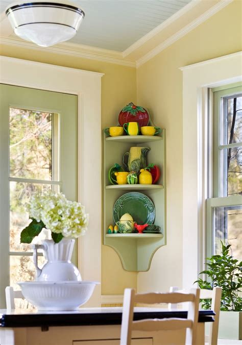 kitchen corner shelves ideas corner shelf 25 ideas how to use your living space
