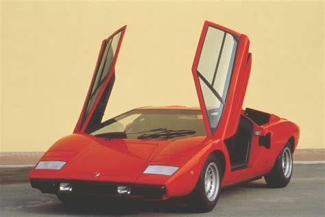 Where Was The Lamborghini Made Lamborghini Countach The World S Best Terrible Car