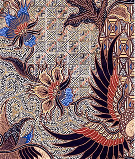 indonesian batik design pattern design of indonesian batik
