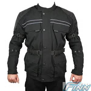Bmw Motorcycle Jackets Mens Black All Season Cordura Touring Bmw Commuter Scooter