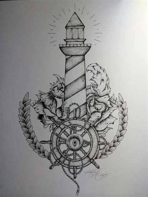 light house tattoos 25 best ideas about lighthouse tattoos on