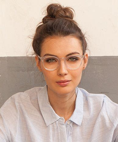 transparently trendy the clear glasses morning in clear white summer collection 2015